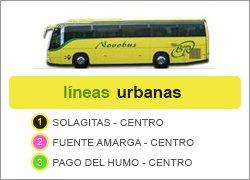 Servicio de autobuses en Chiclana