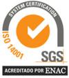 SGMA ISO 14001 Playa