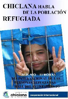 Mesa redonda con motivo del Día Internacional de las Personas Refugiadas.