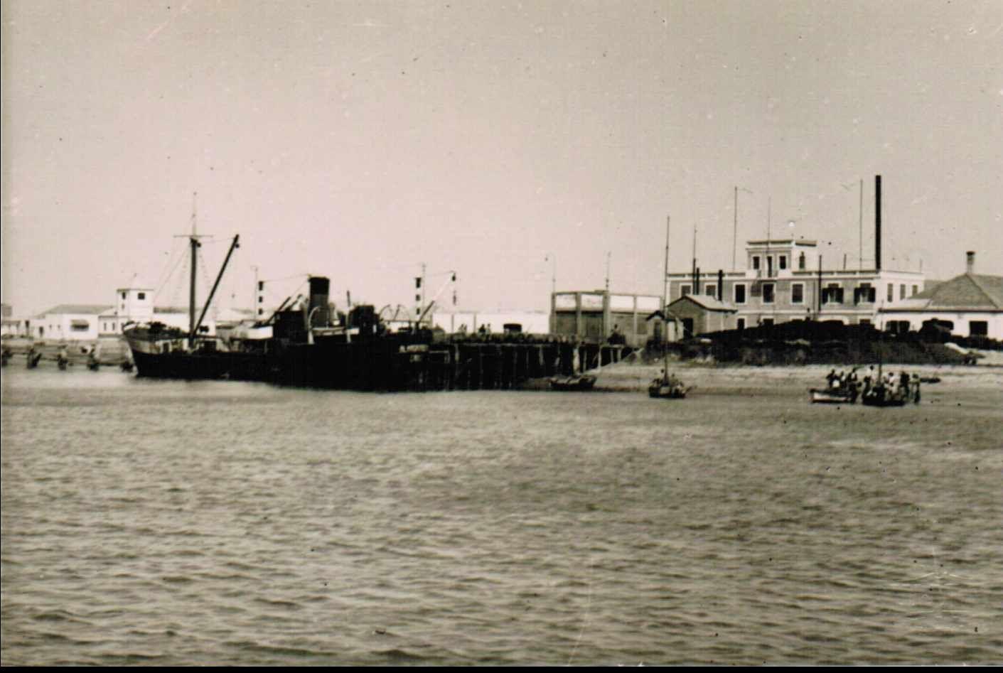 Puerto de Sancti Petri. Almadraba