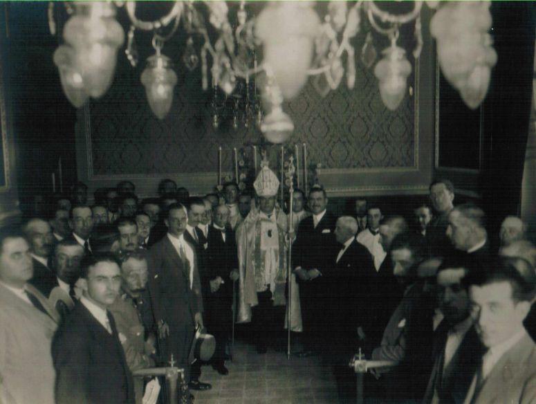 Inauguración del Ayuntamiento
