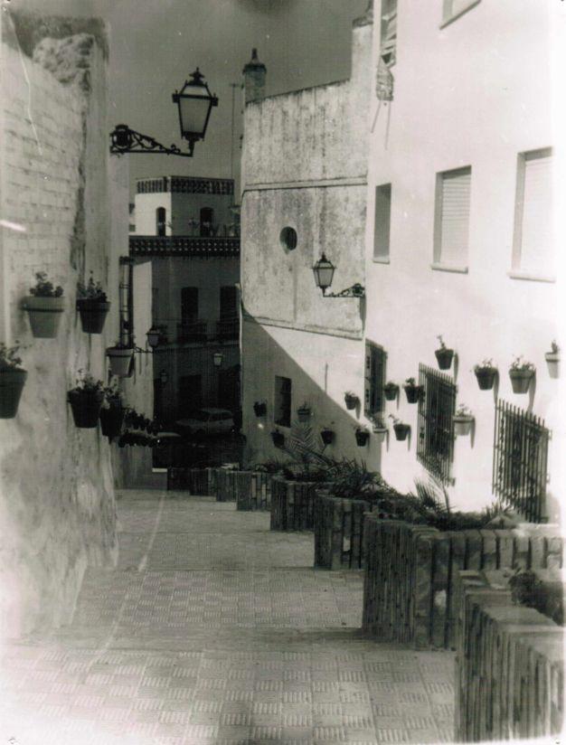 Inauguración Calle Cabezo