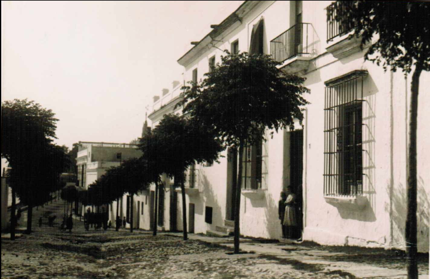 Calle Jardines