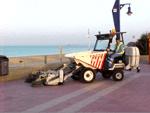 Limpieza viaria y de playas