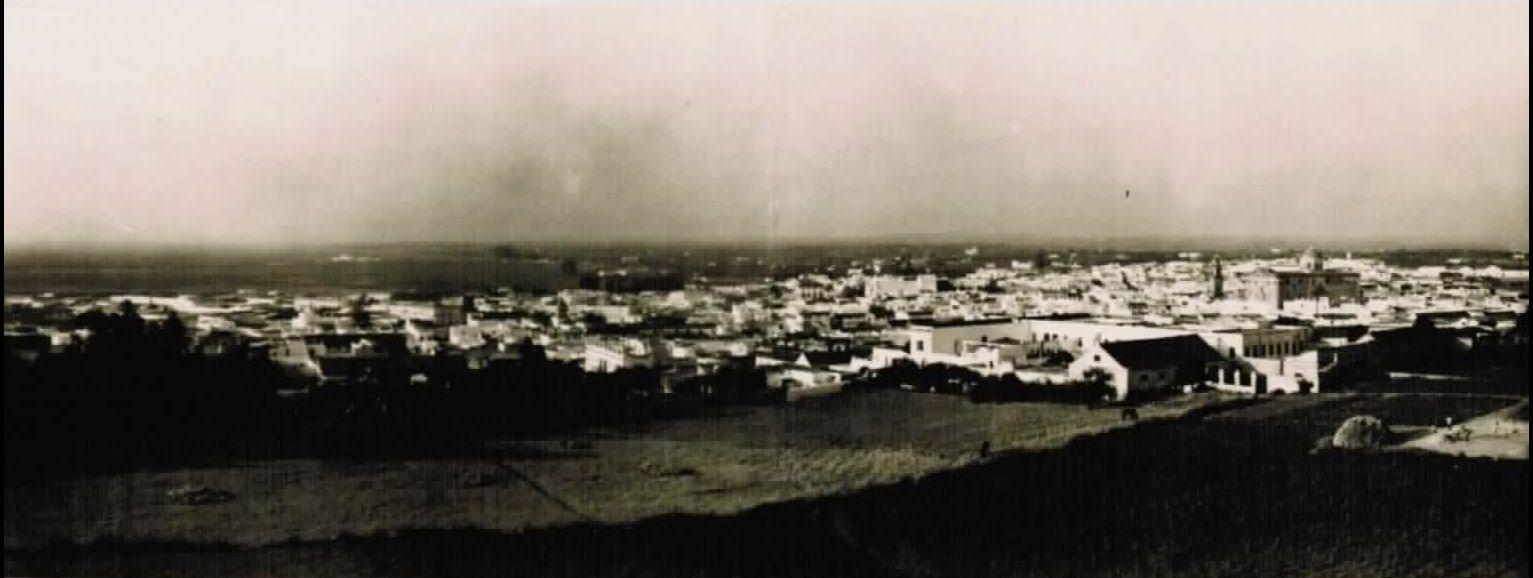 Panorámica de Chiclana