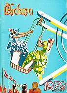 Programa de feria año 1972