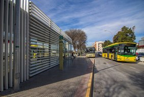 intercambiador buses