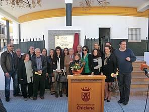 Inauguración de Plaza la Topa