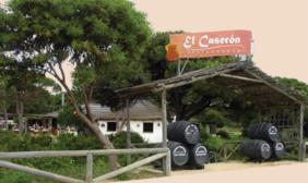 Caserón del Pinar Público de la Barrosa.