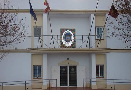 fachada comandancia policia local