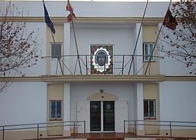 policia local fachada comisaría Chiclana