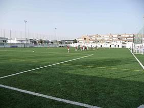Campo de fútbol El Trovador