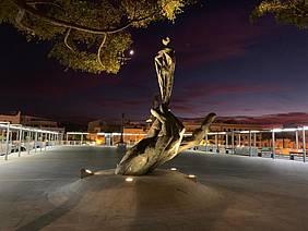 Estatua Pepe Marín