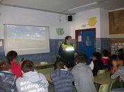 Taller de absentismo escolar en un colegio de Chiclana de la Frontera