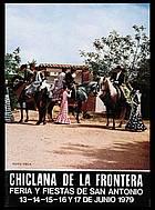 Programa de feria año 1979