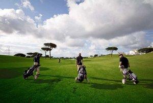 Golf en Novo Sancti Petri
