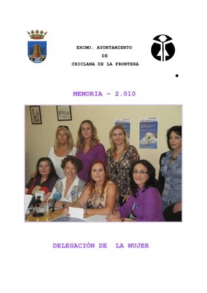 Portada Memoria 2010