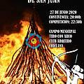 cartel evento tiro con arco