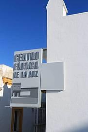 Logotipo fábrica de la luz