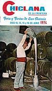 Programa de feria año 1974