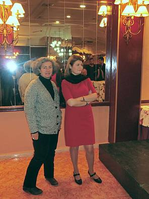 Ganadoras del XXII Certamen Frasquita Larrea
