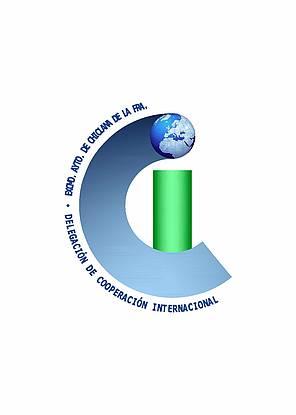 Logotipo de Cooperación Internacional.