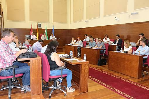 Imagen del Pleno