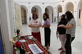 exposición proyde en casa brake Candida Verdier y Susana Rivas