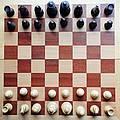 foto ajedrez tablero