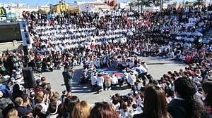 XIX Marcha por la Paz.