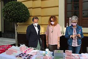 mesa contra el cancer de mama