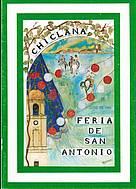 Programa de feria año 1988