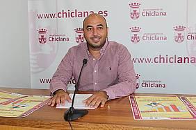 Adrián Sánchez en sala de prensa