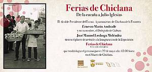 Ferias de Chiclana. De la cucaña a Julio Iglesias