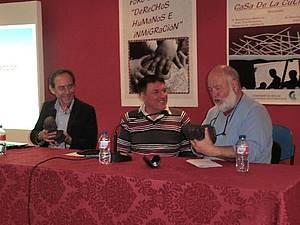 Cooperación Internacional abre un nuevo foro de debate sobre los Derechos Humanos y la Inmigración.