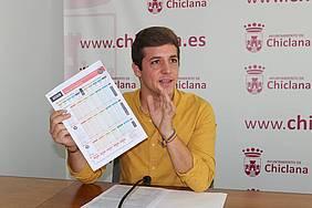 JOSE ALBERTO CRUZ EN SALA DE PRENSA