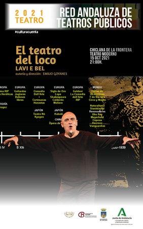 cartel El Teatro del Loco