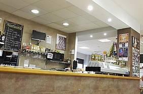Bar del centro cívico Panzacola