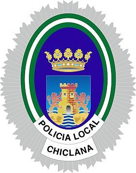 Escudo Policia Local Chiclana de la Frontera