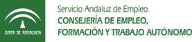 Logo Servicio Andaluz de Empleo