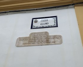 Calle Álamo