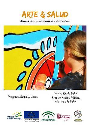 Cartel Proyecto Arte & Salud
