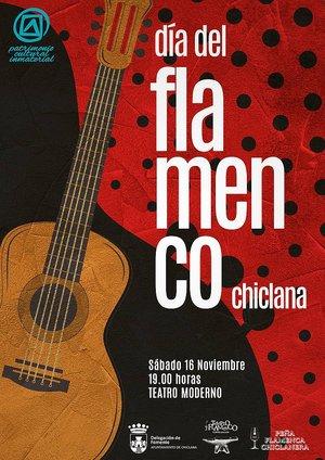 Cartel Día Internacional del Flamenco