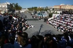 XVIII Marcha por la Paz.