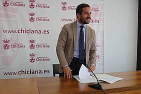 JOSE MANUEL VERA EN RUEDA DE PRENSA