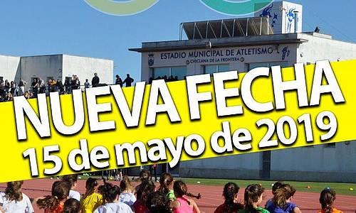 cartel nueva fecha olimpiada escolar