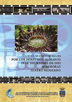"""""""I Ciclo de Cortometrajes por los Derechos Humanos 2012"""""""