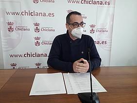 Francisco José Salado presenta el presupuesto de Servicios Sociales 2020