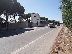 Carretera Molino Viejo