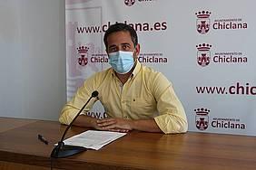 Rueda de prensa de José Manuel Vera